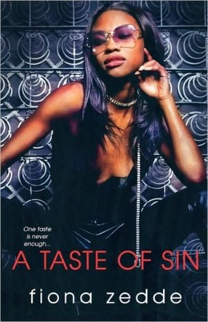 A Taste of Sin book written by Fiona Zedde