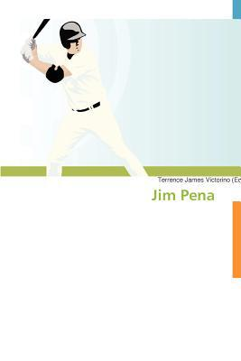 Jim Pena written by Terrence James Victorino