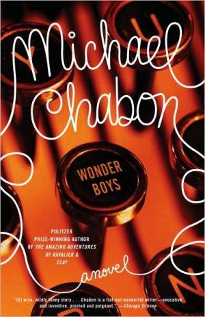 Wonder Boys book written by Michael Chabon