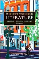 The Bedford Introduction to Literature written by Michael Meyer