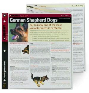 German Shepherd Dogs (Quamut) book written by Quamut