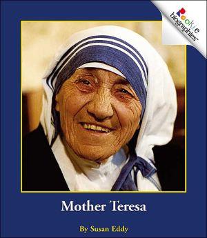 Mother Teresa book written by Susan Eddy