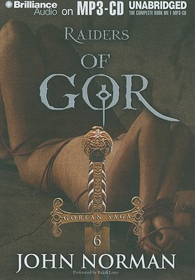Raiders of Gor book written by John Norman