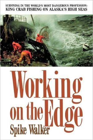 Working on the Edge book written by Spike Walker