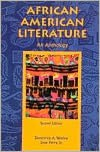African-American Literature: An Anthology, 2nd Ed. book written by Demetrice A. Worley