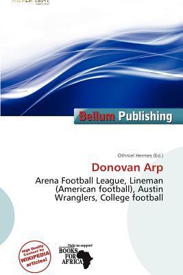 Donovan Arp written by Othniel Hermes