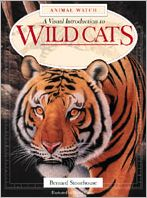 Wild Cats book written by Bernard Stonehouse, Martin Camm