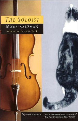 The Soloist book written by Mark Salzman