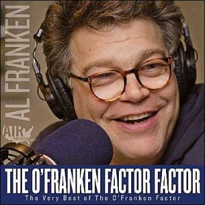 The O'Franken Factor Factor: The Very Best of the O'Franken Factor written by Al Franken