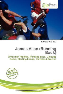 James Allen (Running Back) written by Nethanel Willy