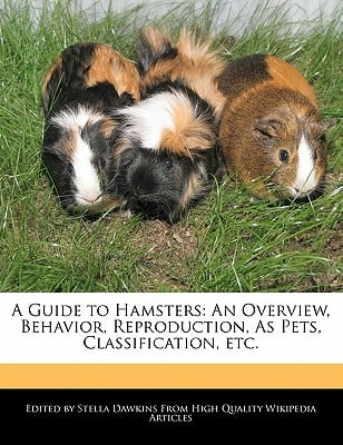 A Guide to Hamsters book written by Stella Dawkins
