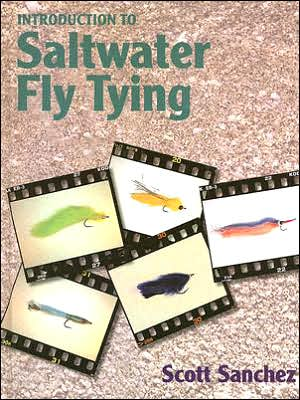 Introduction to Saltwater Fly Tying book written by Scott Sanchez