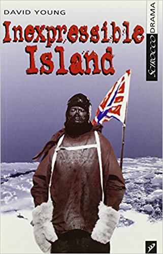Inexpressible Island book written by David Young