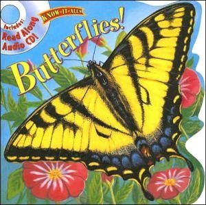 Butterflies! book written by Learning Horizon Ediotorial Staff, Mike Maydak