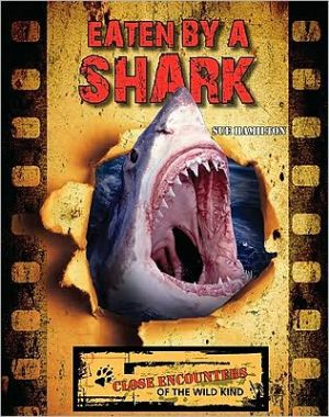 Eaten by a Shark book written by Sue Hamilton