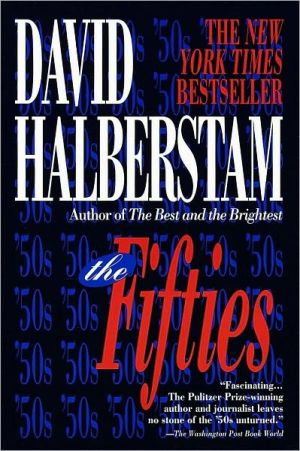 The Fifties book written by David Halberstam