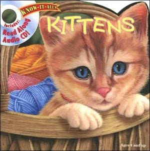 Kittens book written by Learning Horizon Ediotorial Staff