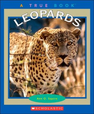 Leopards book written by Ann O. Squire