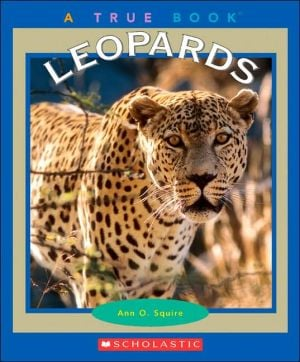 Leopards written by Ann O. Squire