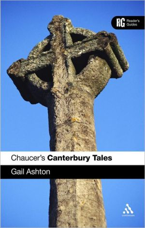 Chaucer's the Canterbury Tales book written by Gail Ashton
