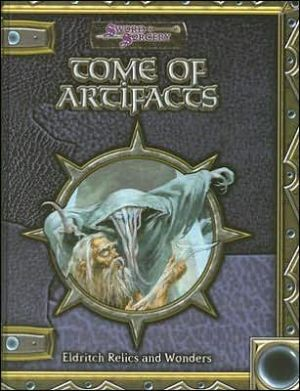 Tome of Artifacts book written by Bill Webb