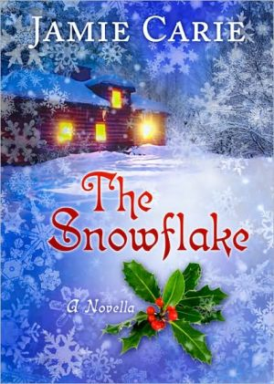 The Snowflake book written by Jamie Carie