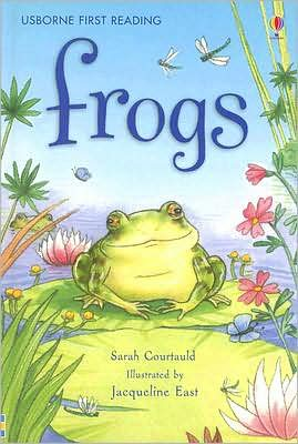 Frogs book written by Sarah Courtauld