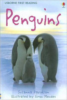 Penguins book written by Susanna Davidson