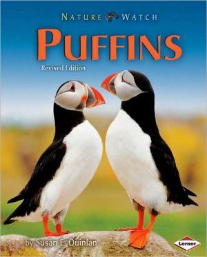 Puffins book written by Susan E. Quinlan