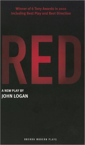 Red book written by John Logan