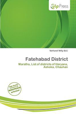 Fatehabad District written by Nethanel Willy