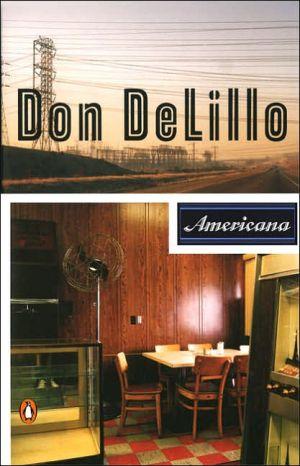 Americana book written by Don DeLillo