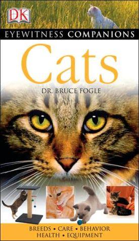 Cats book written by Bruce Fogle