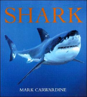 Shark book written by Mark Carwardine