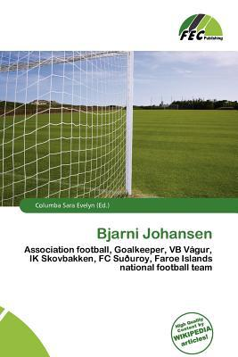 Bjarni Johansen written by Columba Sara Evelyn