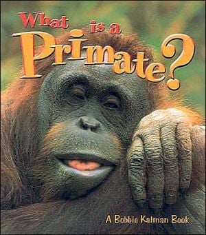 What Is a Primate? book written by Bobbie Kalman