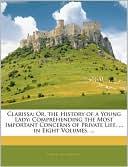Clarissa book written by Samuel Richardson
