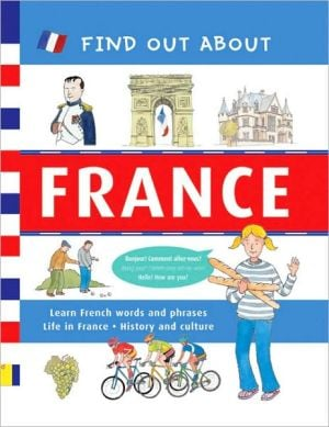 Find Out about France book written by Duncan Crosbie