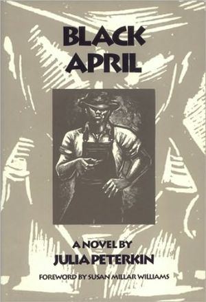 Black April book written by Julia Peterkin