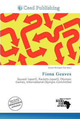 Fiona Geaves written by Aaron Philippe Toll