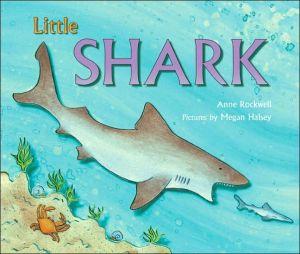 Little Shark book written by Anne Rockwell