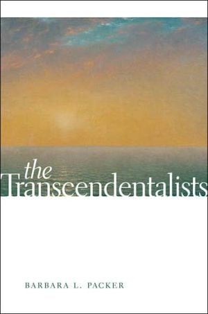 The Transcendentalists book written by Barbara L. Packer