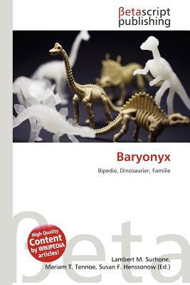 Baryonyx written by Lambert M. Surhone