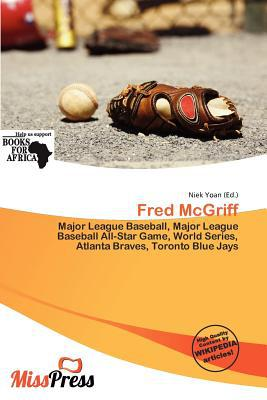 Fred McGriff written by Niek Yoan