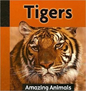 Tigers book written by Galadriel Watson