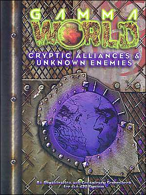 Cryptic Alliances and Unknown Enemies book written by Ellen P. Kiley, Owen K.C. Stephens, Alejandro Melchor, Geoff Skellams