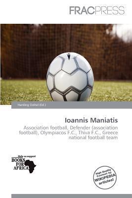 Ioannis Maniatis written by Harding Ozihel