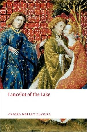 Lancelot of the Lake book written by Corin Corley