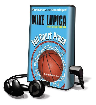 Full Court Press [With Earbuds] written by Mike Lupica