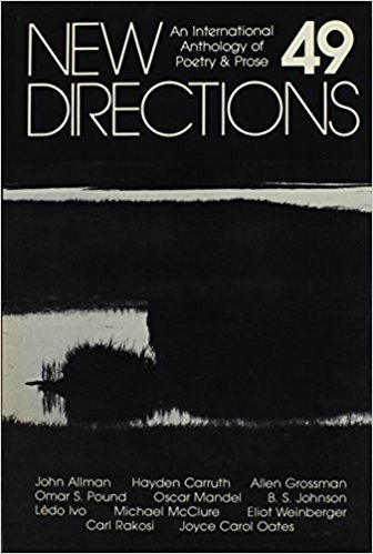 New Directions in Prose and Poetry 49 book written by James Laughlin